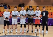 Men's Basketball Team wins the 2nd runner-up in Jordan Brand Invitational 2019