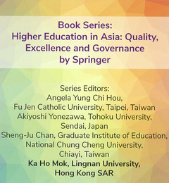 Higher Education in Asia: Quality, Excellence and Governance