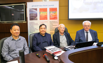 APHERP Book Launch Session on 9 Nov 2019