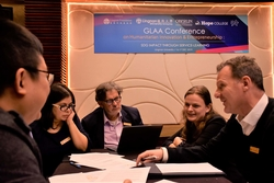 Over 40 delegates attend GLAA Conference hosted by LU to discuss humanitarian innovation and entrepreneurship
