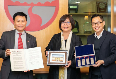 LU and Tainan National University of the Arts forge an academic partnership