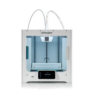 A 3D printer - Ultimaker S3 Printer