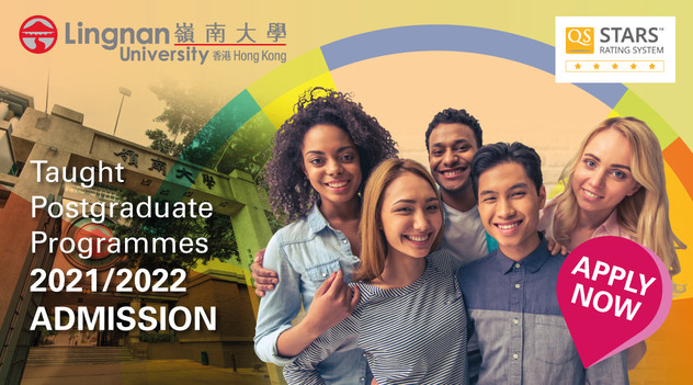 Taught Postgraduate Programmes 2021/2022 Admission - Apply Now