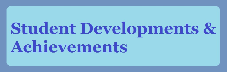 Students Developments and Achievements