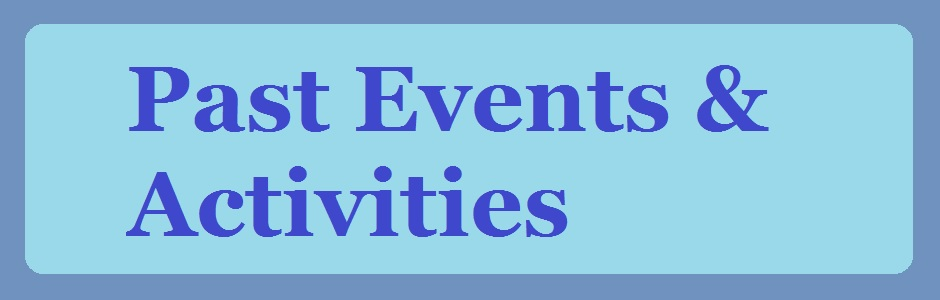 Past Events and Activities