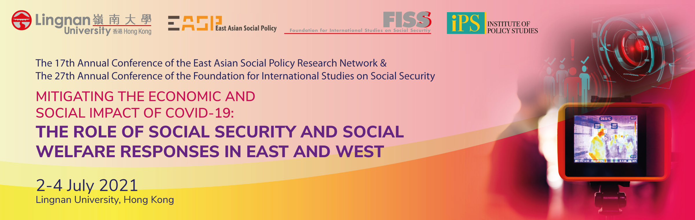 The 17th East Asian Social Policy Network Annual Conference