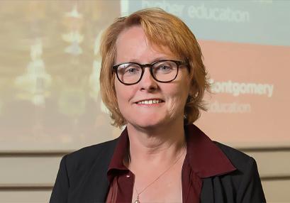 Prof Catherine Montgomery
