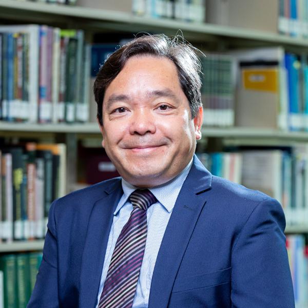 Prof Joshua Mok