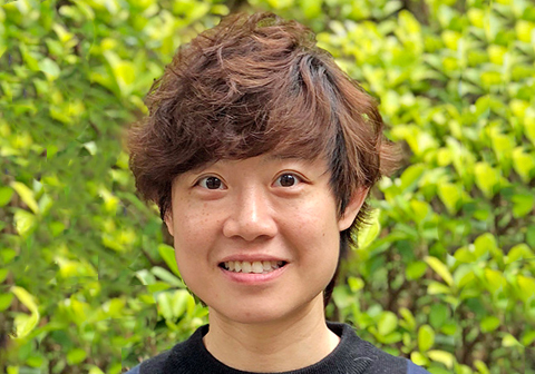 Professor Paulina Wong
